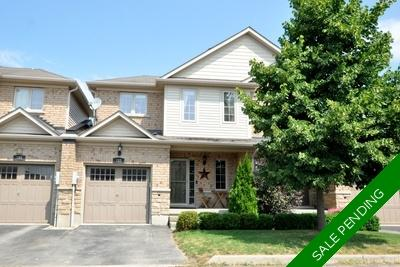 Binbrook Townhouse for sale:  3 bedroom  (Listed 2019-07-25)