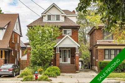 Hamilton Detached for sale:  5 bedroom  (Listed 2019-08-07)